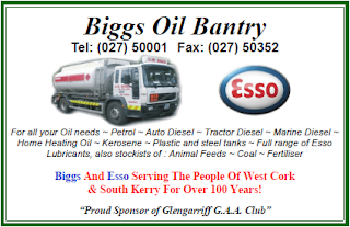 Biggs Oil Bantry